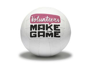 Volunteers Make The Game